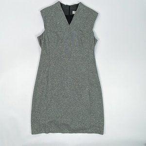M.M. LAFLEUR Aditi Sleeveless Gray Dress 14